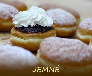Sladké pečivo - Jemné